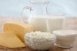 Отказ от кисломолочных продуктов при поносе