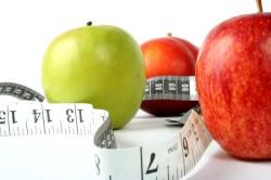 Похудение с помощью яблок