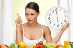 Польза питания по времени при вздутии живота