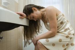Частые запоры - симптом ишемического колита