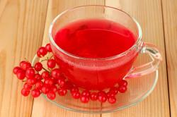 Чай из калины при полипе толстого кишечника