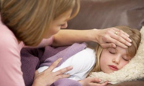 Проблема кишечной инфекции у детей