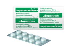Ципрофлоксацин при лечении диареи с кровью