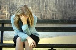 Депрессия - причина запоров
