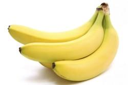 Отказ от бананов при лечении магнезией