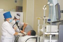 Метод ректороманоскопии