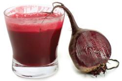 Свекольный сок для лечения запоров