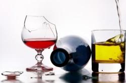 Алкоголь - причина отрыжки
