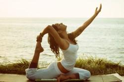 Йога для профилактики запоров