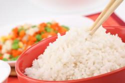 Отказ от риса при лечении магнезией