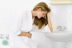 Тошнота - противопоказание к применению кастрового масла