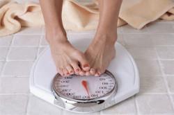Резкая потеря веса при хронической форме колита