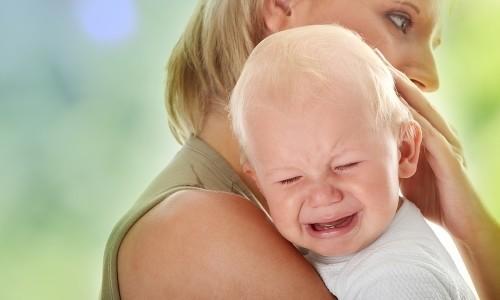 Проблема запоров у новорожденных